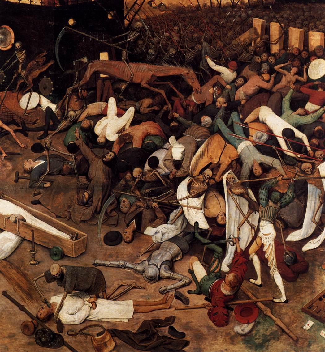 The Triumph of Death [Pieter Brueghel the Elder]   Sartle ...
