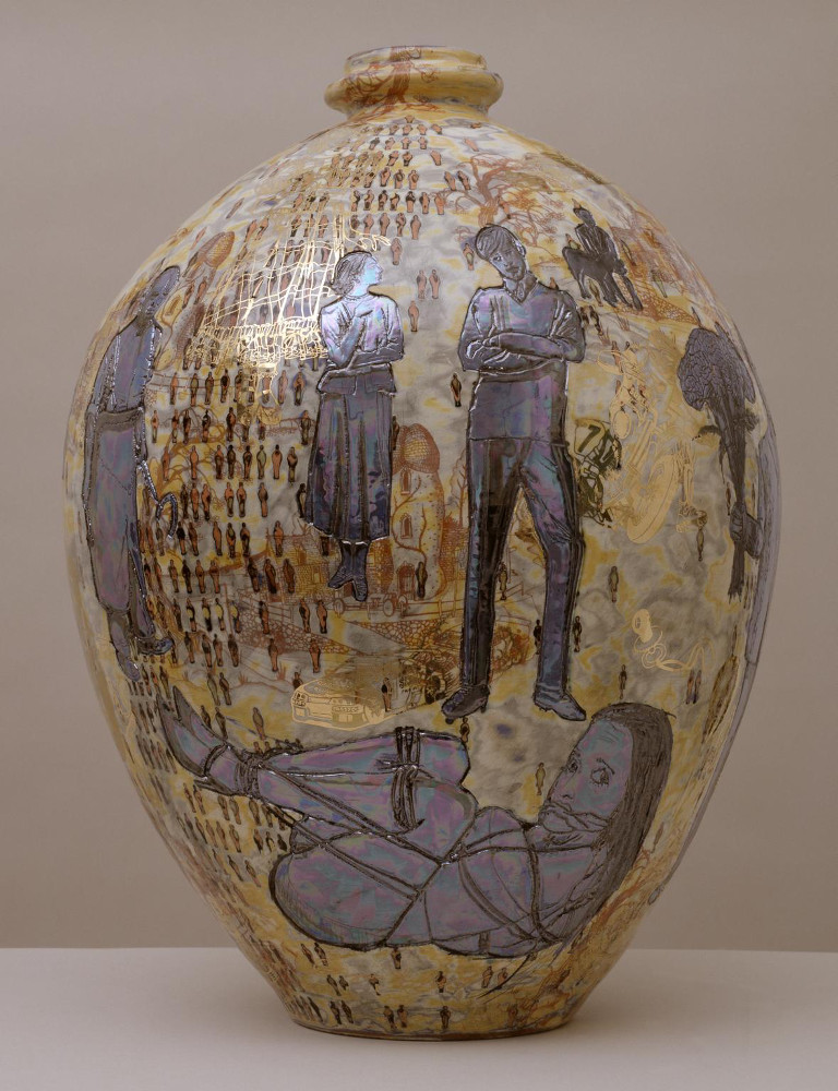 Aspects Of Myself Grayson Perry Sartle Rogue Art History