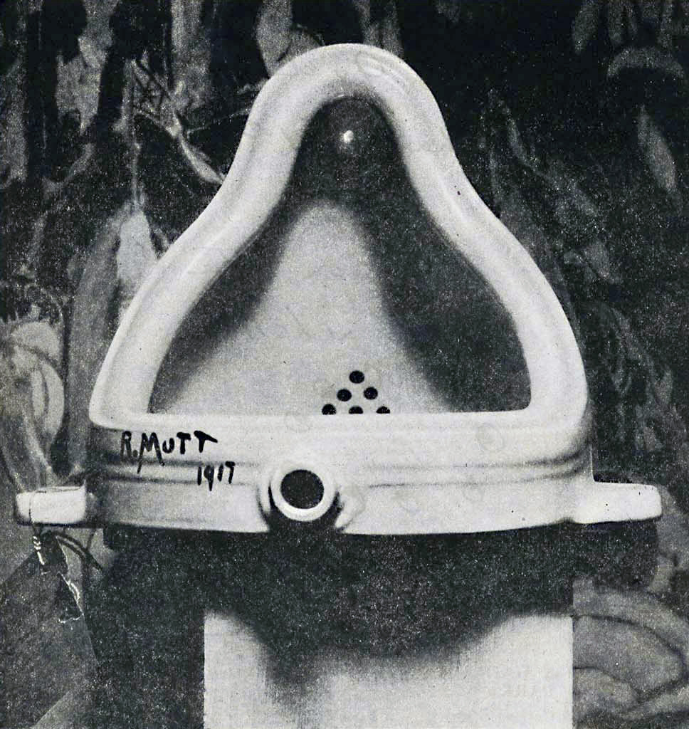 dadaism and conceptual art marcel duchamp Understand the revolutionary movement and practice, from collage to the readymade with this introduction: dadaism by taschen books.