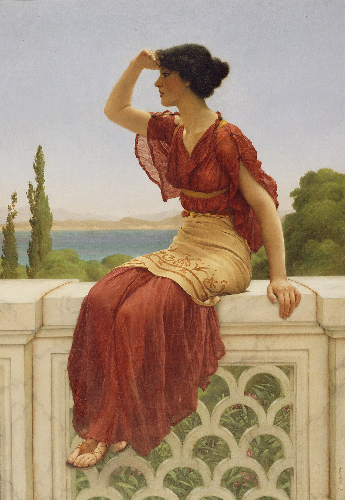 the-signal-john-william-godward.jpg