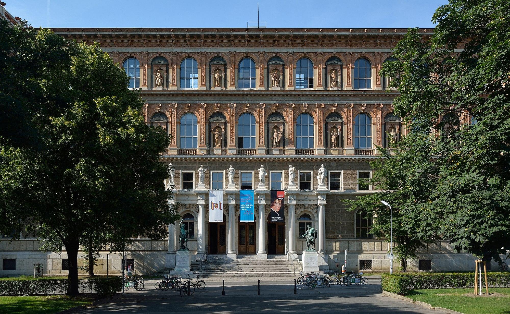 Academy Of Fine Arts Vienna Sartle Rogue Art History