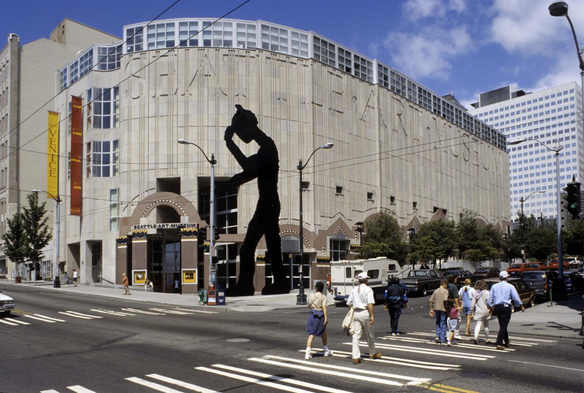 Seattle Art Museum | Sartle - Rogue Art History