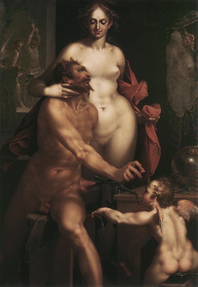 Holy roman nude