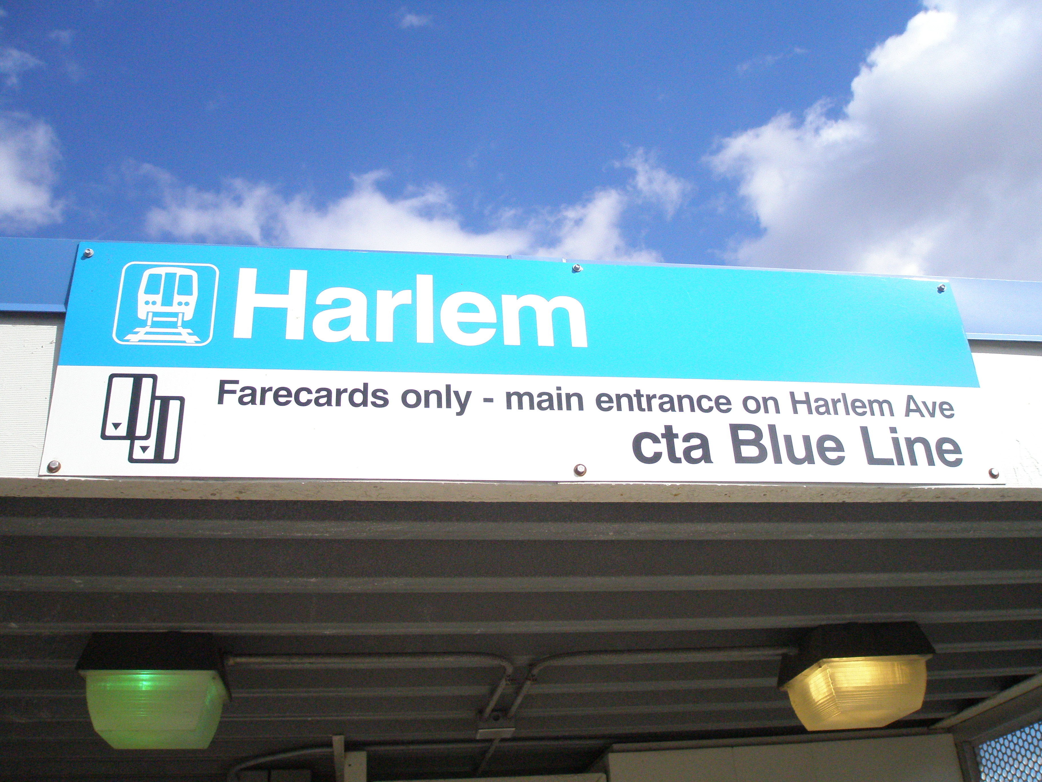 Image result for harlem sign