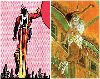 Happy National Comic Book Day!   Sartle - Rogue Art History