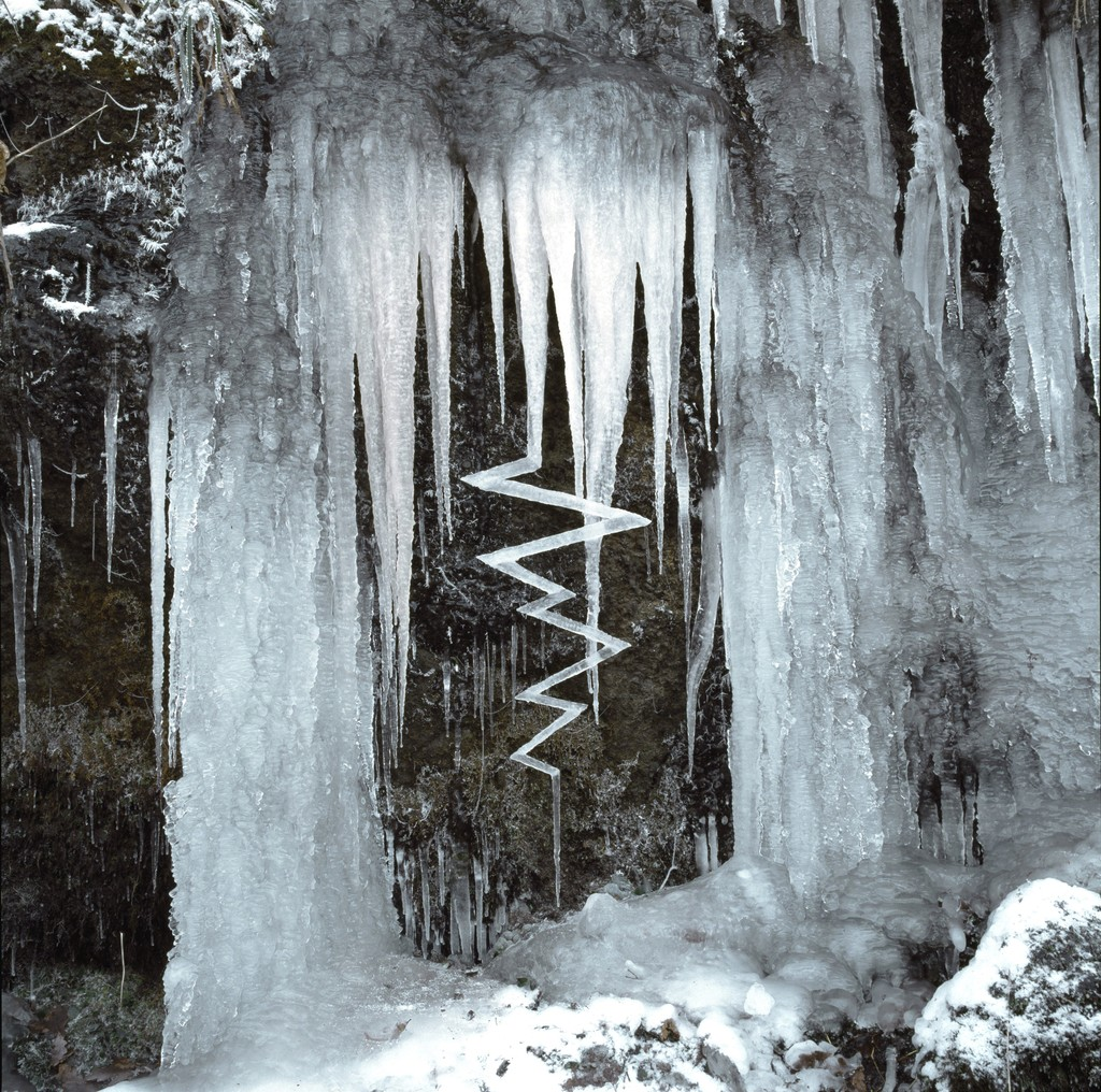 Andy Goldsworthy, 'Reconstructed Icicles', 2010, Marta Moriarty