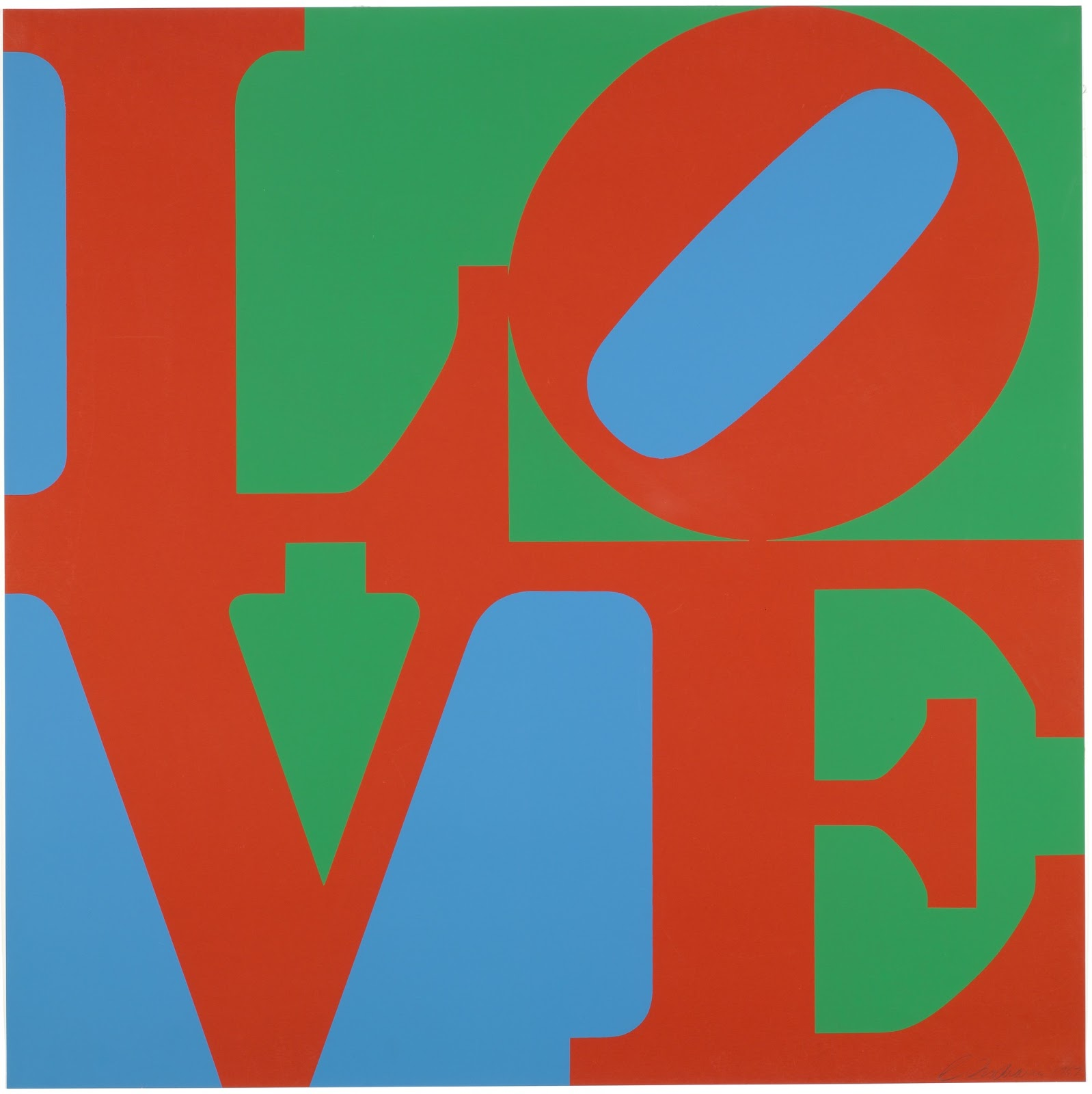 Image result for love robert indiana
