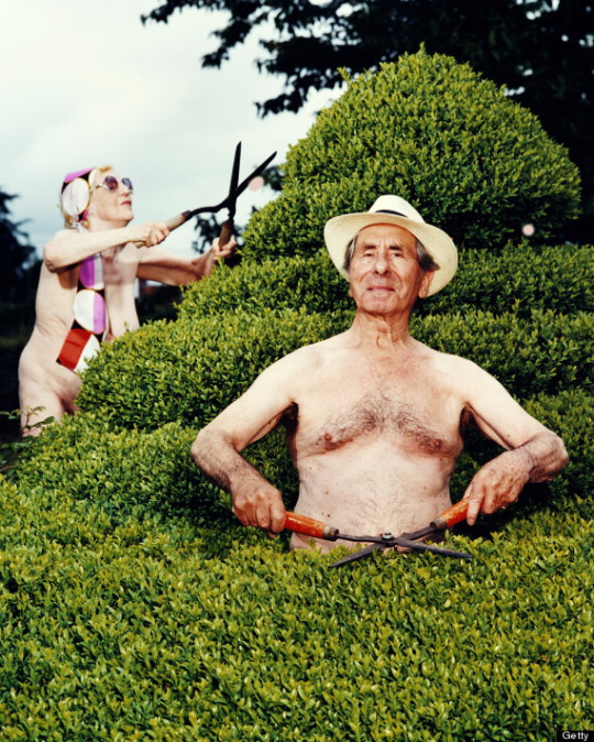 Drop Trou And Pick Up Your Trowels People, Because Tomorrow Is Officially  World Naked Gardening Day. Not That We Know Which Officials Would Sanction  Such A ...