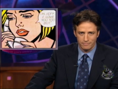 The Daily Show's Best Art History References | Sartle